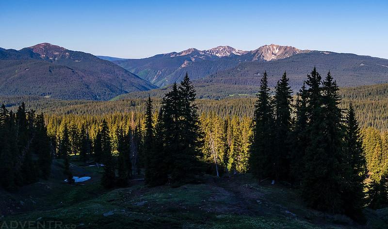Rico Mountains