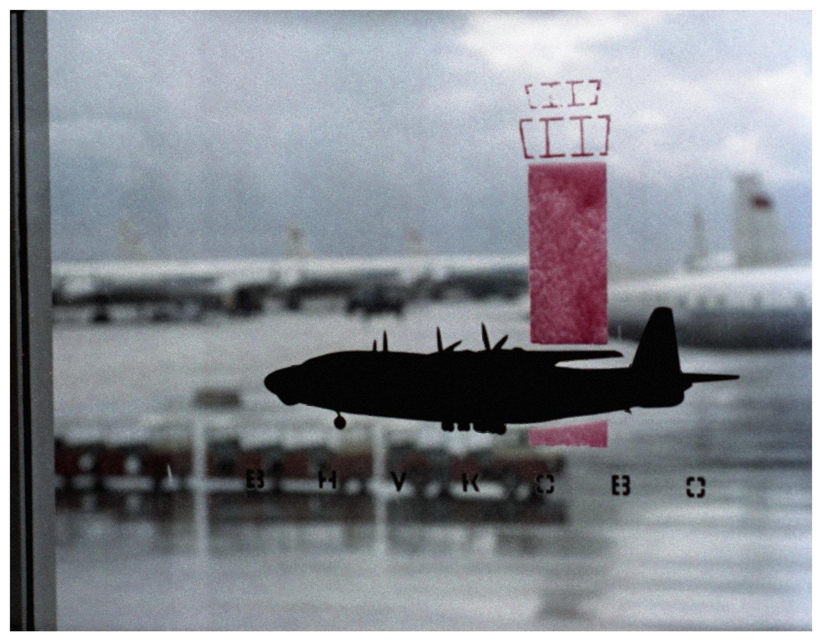 1964. Аэропорт «Внуково»