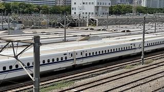 東海道新幹線 ドクターイエローも