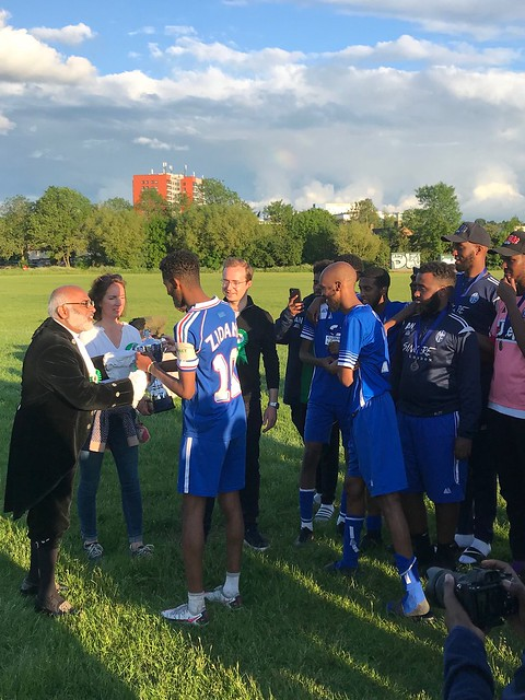 Diversity League Action Cup