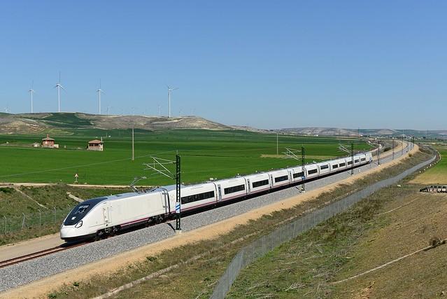Serie 106 Burgos - Villodrigo.