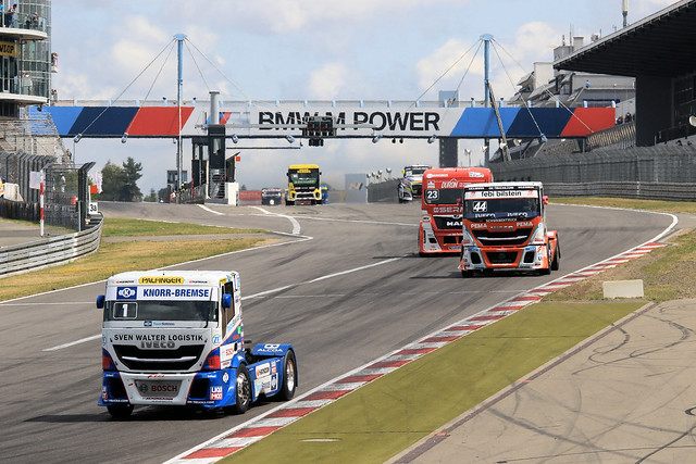 ADAC Truck Racing 2019 auf dem Nürburgring.