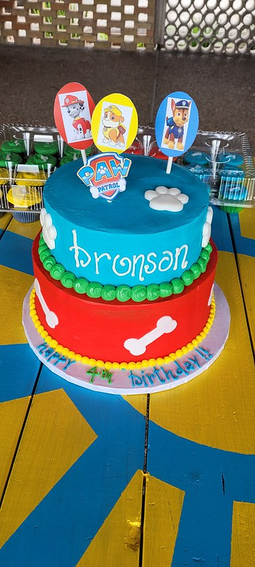 Cake by Nattie Cakes