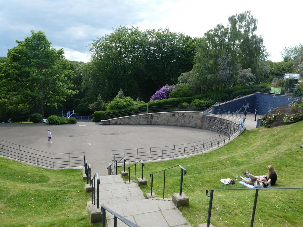 Open Air Theatre, Wharton Park, Durham