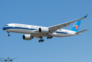 F-WZGT Airbus A350-941 China Southern s/n 462 * Toulouse Blagnac 2021 *