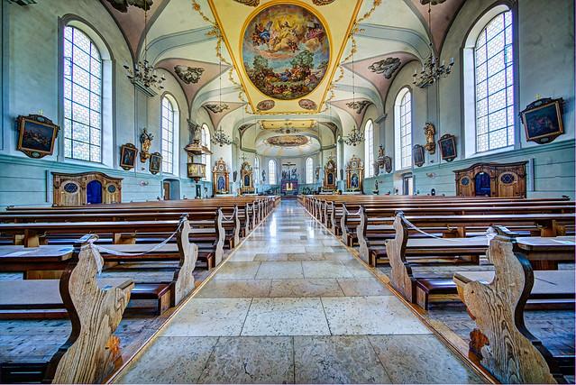 Weiler im Allgäu, St. Blasius