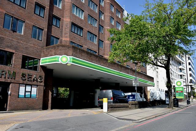 BP, St. Johns Wood London 2021.