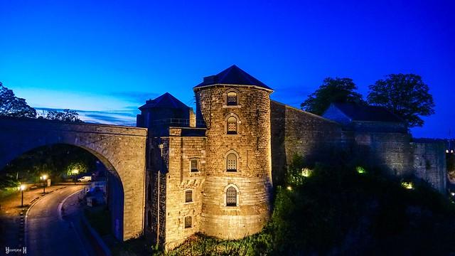 9844 - Bridge Namur by Night