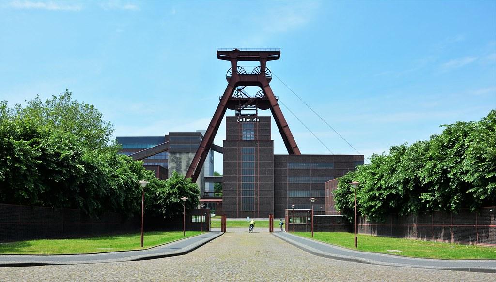 Zeche Zollverein - UNESCO Welterbe