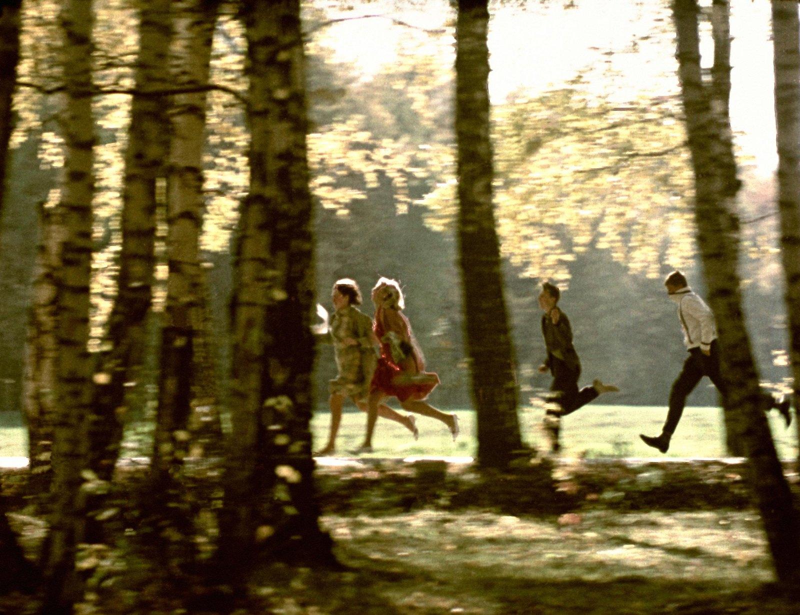 1964. В осеннем парке