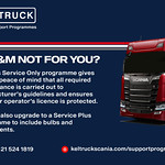 Scania Support Programmes