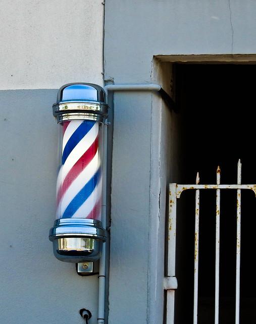 Symbole du barbier