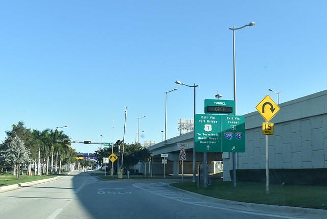 Port Miami, Miami, FL