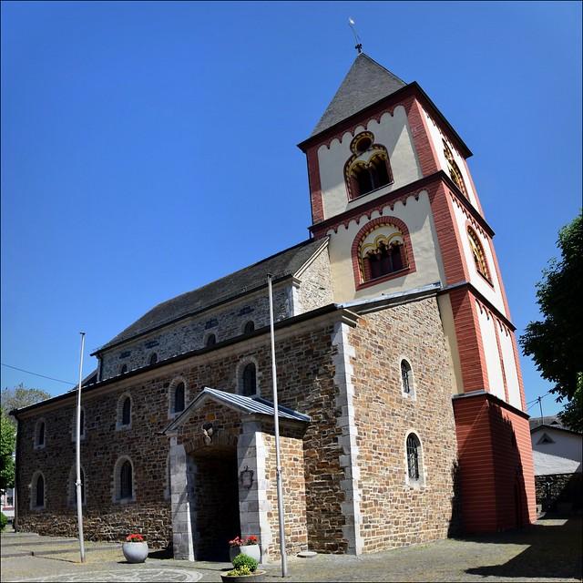 Rhein-Dorf-Idylle...