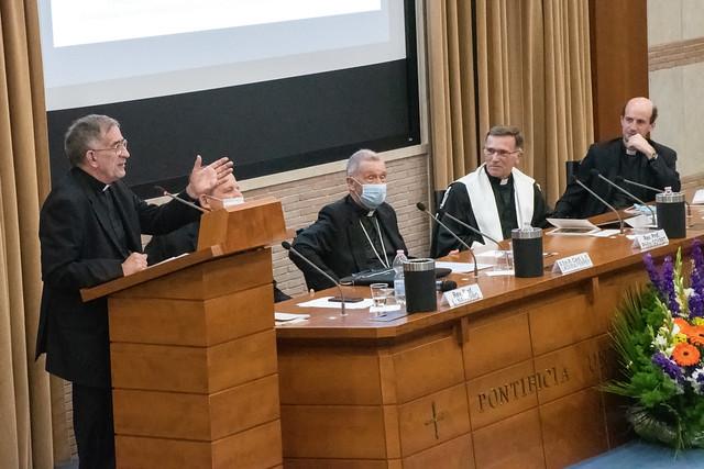 Atto accademico in onore del prof. mons. Angel Rodríguez Luño, in occasione del suo emeritato