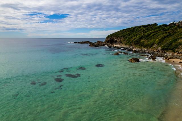 Crystal Clear - One Mile Beach Morning Seascape