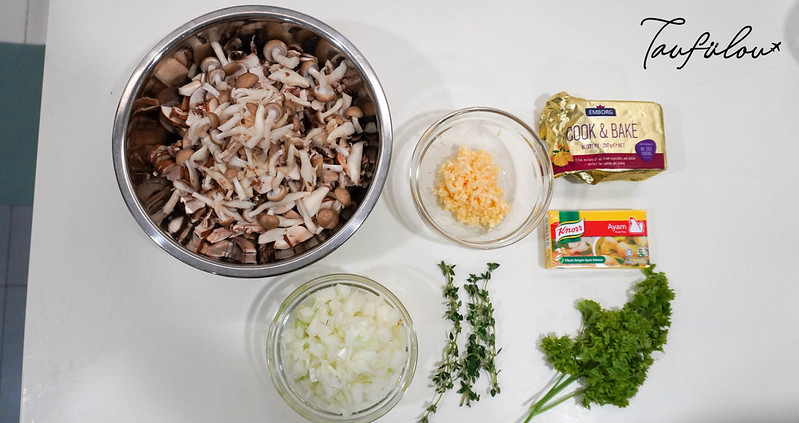 cream of mushroom recipe