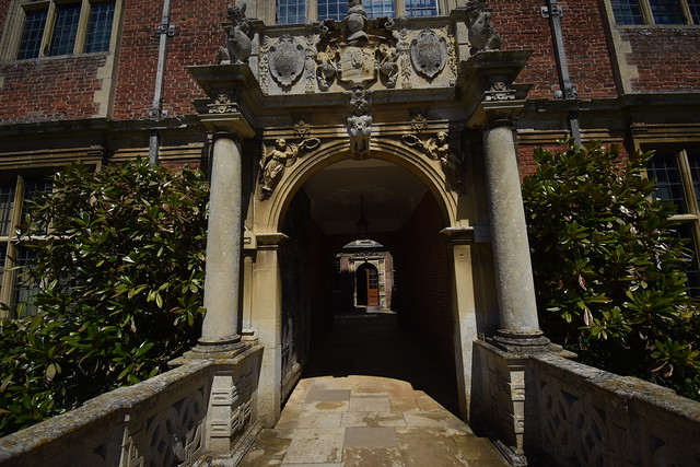 Entrance to the Hall