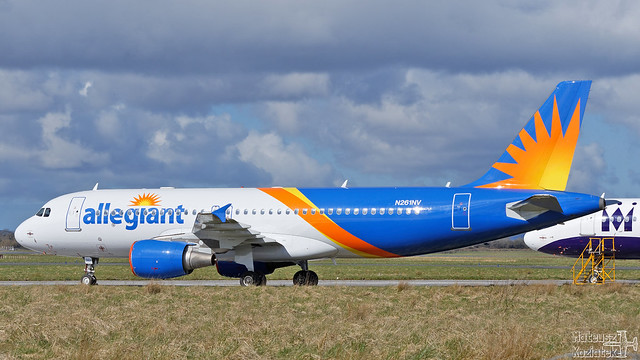 Allegiant Airlines 🇺🇸 Airbus A320-200 N261NV