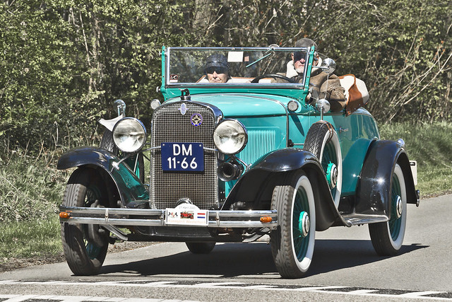 Chevrolet AE Independence Sport Roadster 1931 (2207)