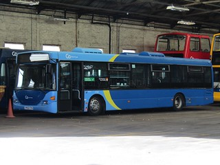 Go North East - 9054 - YP52CTO - GoNE20211290GoNorthEast