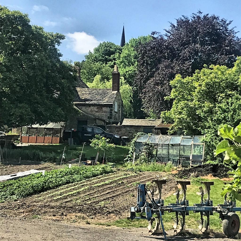 Farm & Spire in Wentworth.