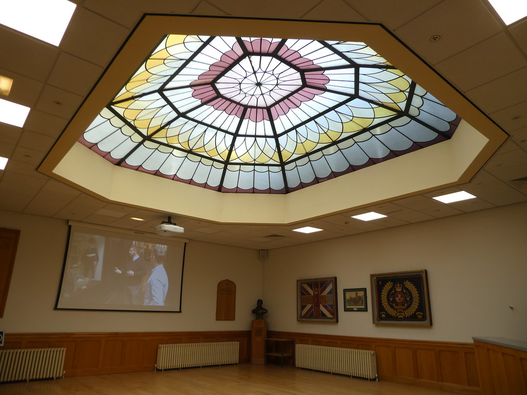 The Lantern Room, Durham Town Hall
