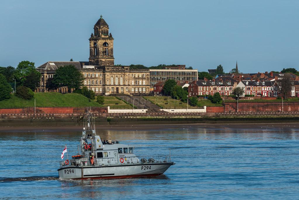 HMS Trumpeter P249