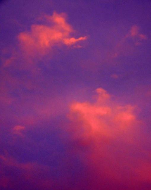 Enjamber les nuages
