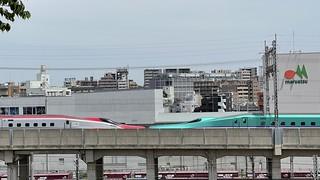 東北新幹線 H5系+E6系