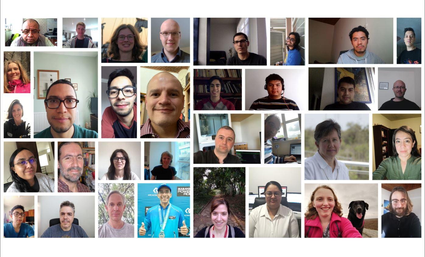 Participants at Bath-Mexico ITT