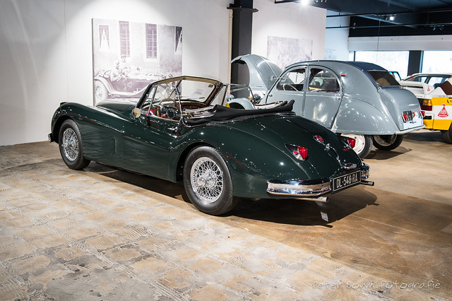 Jaguar XK 140 3.4 Cabriolet - 1955