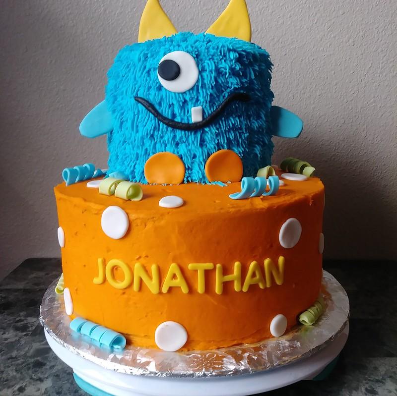 Cake by Evit's Treats