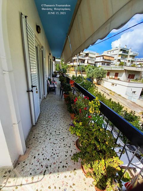 CHALANDRI, ATTICA, GREECE #161412A ΧΑΛΑΝΔΡΙ