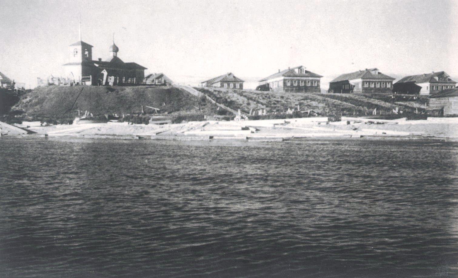 1926-1927.  Летняя Золотица