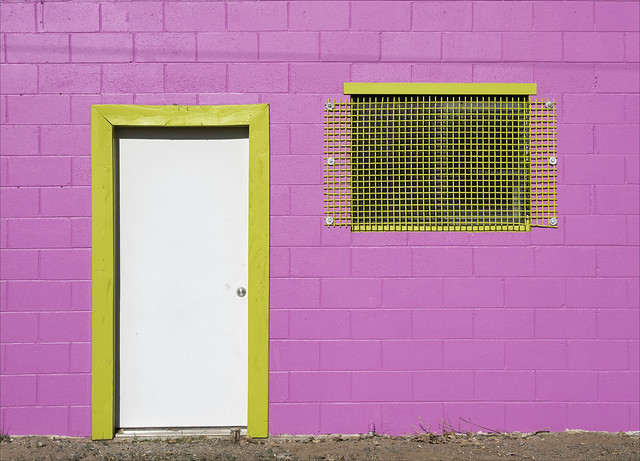 Pink Wall (Explored)