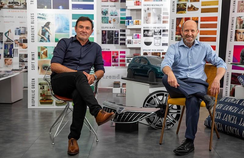Luca-Napolitano-and-Jean-Pierre-Ploué-at-Lancia-Design-2