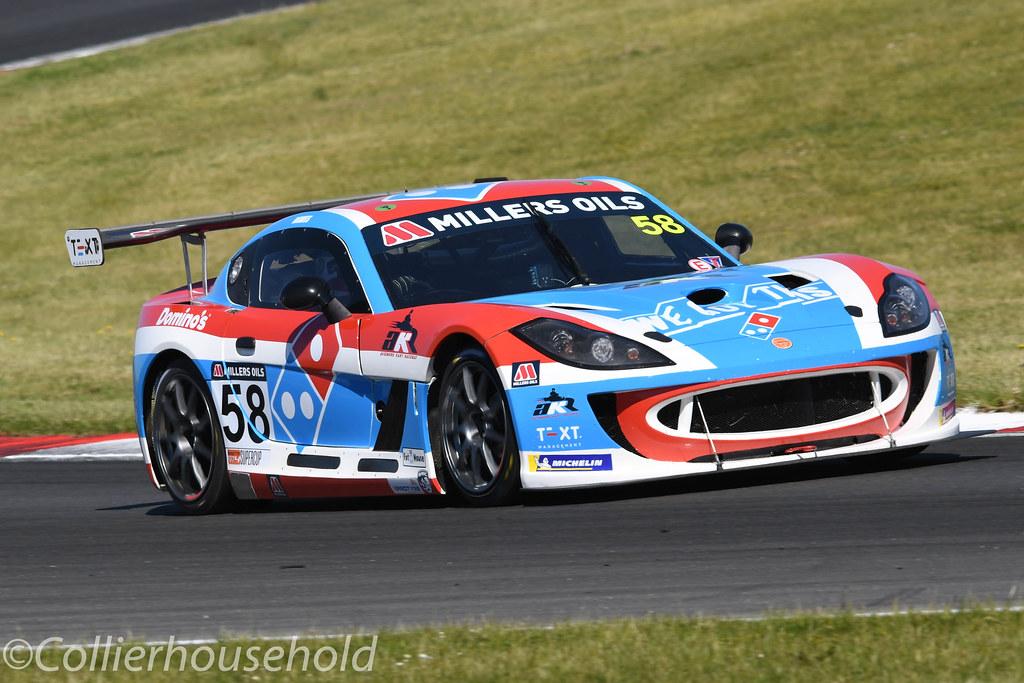 GT4 Supercup - R2 (15) Henry Dawes