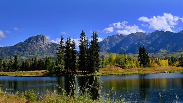 Columbine Lake, San Juan Mountains, Colorado