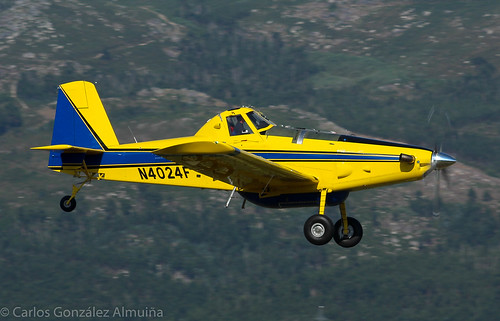Air Tractor AT-402A