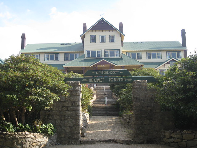 The Mount Buffalo Chalet - Mount Buffalo