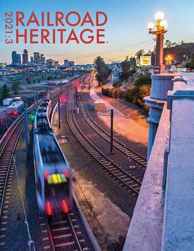 Railroad Heritage 65: Spring 2021