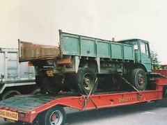 I took this at Gaydon a few years ,Ergomatic ,Leyland super comet tipper,ex ARC was it ever restored.