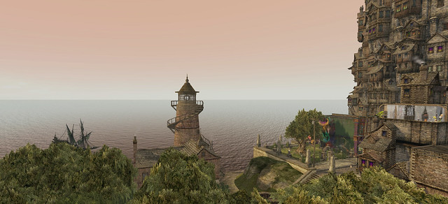 Lighthouse at Looking Glass