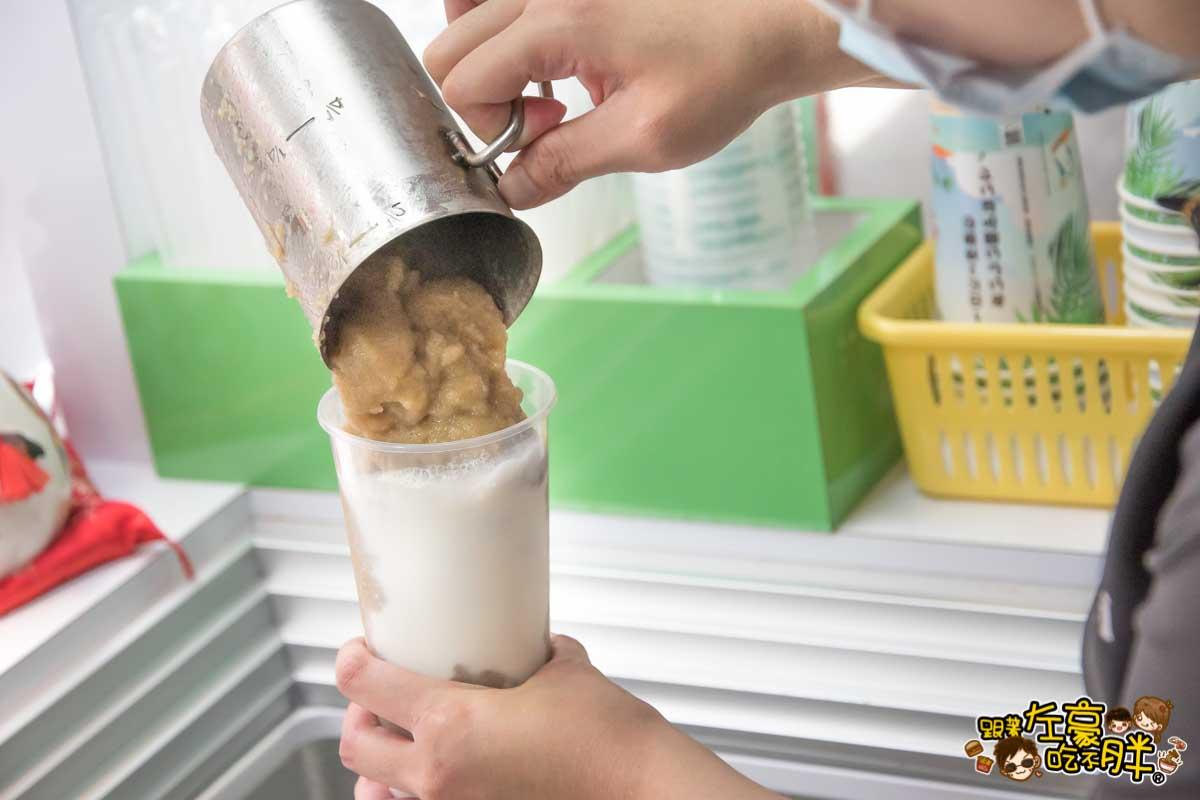 何必問綠豆冰沙 飲料推薦-24
