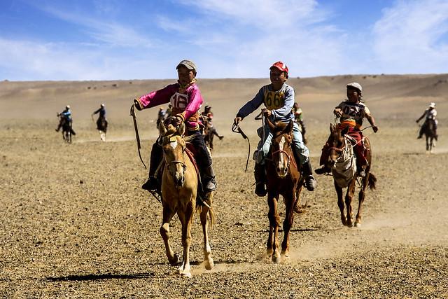 Jour de Naadam – Mongolie