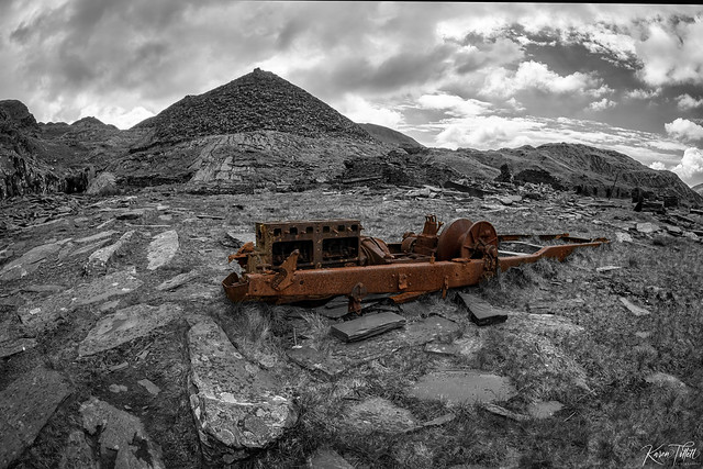 Rhosydd Quarry-mono-colour pop-machinery