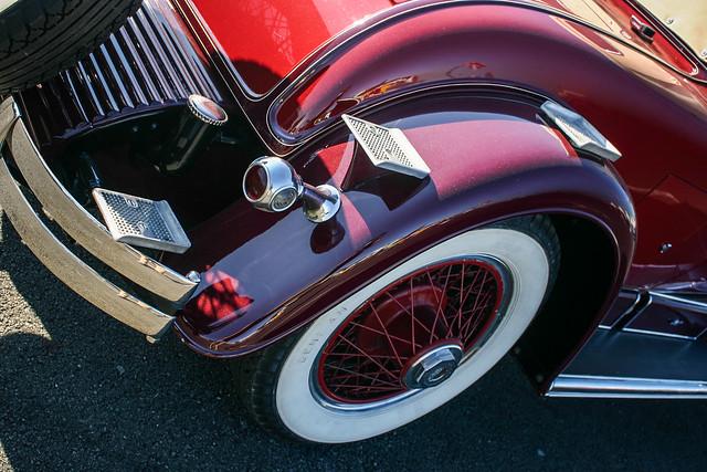 '29 Cadillac V8 341-B Convertible Fisher