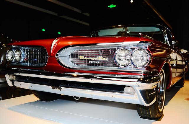 Anting - 1959 Pontiac Bonneville 350