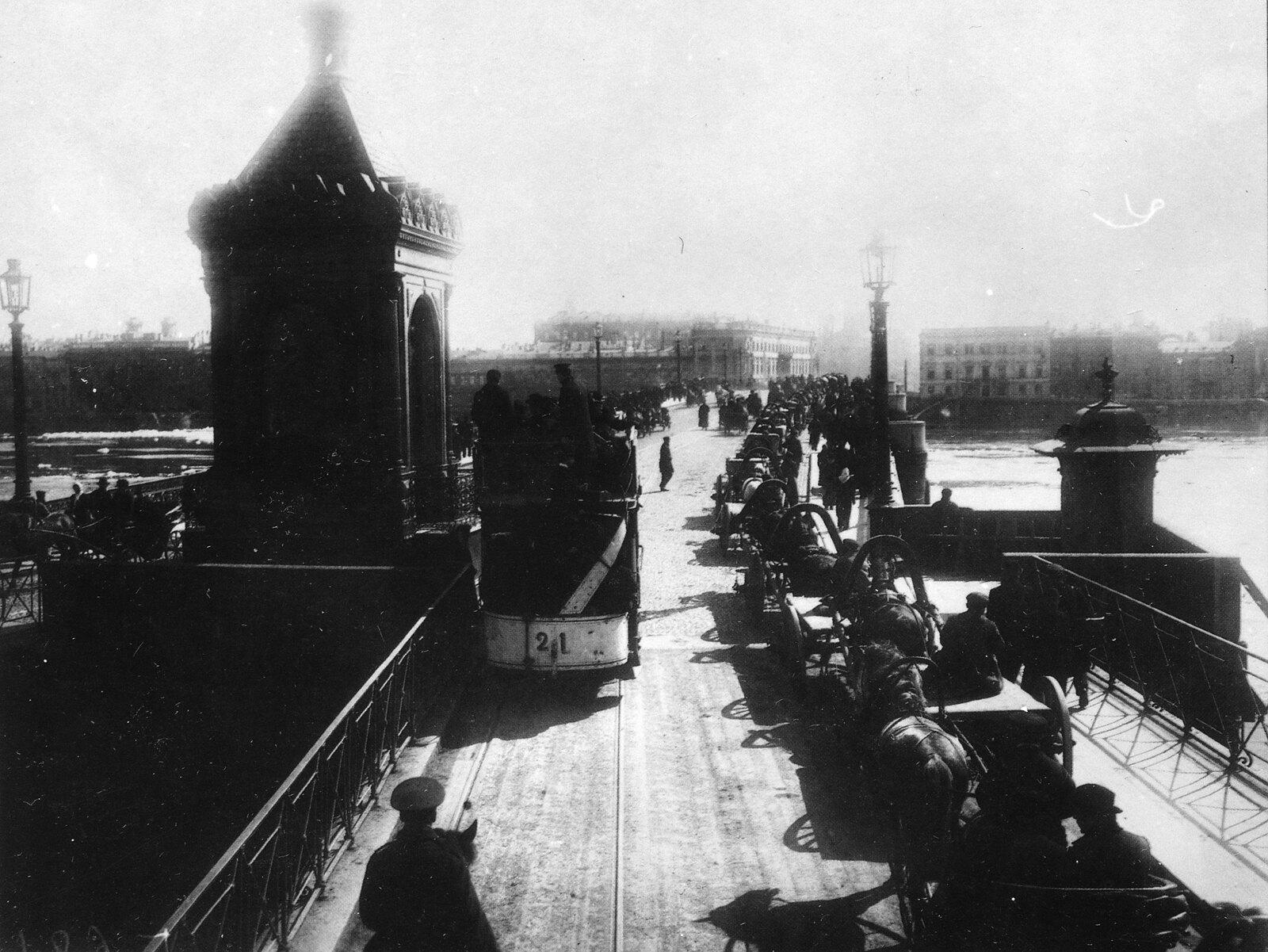 1903. Николаевский мост